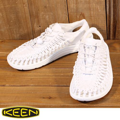 キーン KEEN ユニーク UNEEK STAR WHITE 1014098