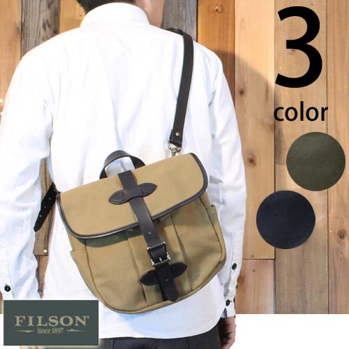 フィルソン FILSON スモール フィールド バッグ 70230