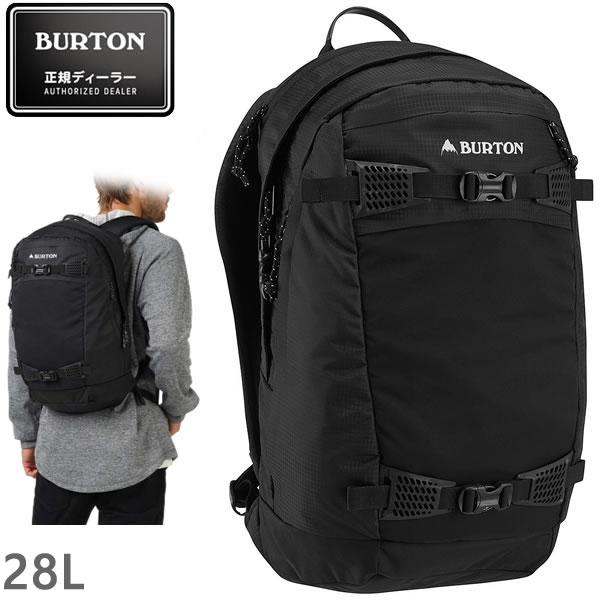 バートン バックパック 18SS DAY HIKER 28L True Black Ripstop (15285104020) ak バートン リュック burton リュック 【C1】【s3】