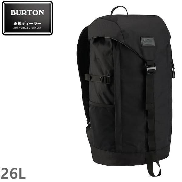 バートン リュック 日本正規品 burton Chilcoot Backpack/True Black Triple Ripstop(16360105011) 黒 リュックサック バックパック バッグ【C1】【s2】