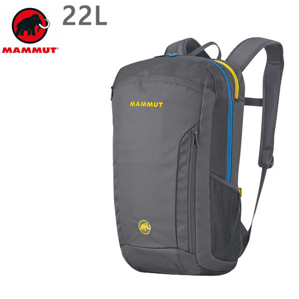 マムート リュック MAMMUT Xeron Element 22L スモーク バックパック 2510-02670-0213-122 マムート バッグ【s3】