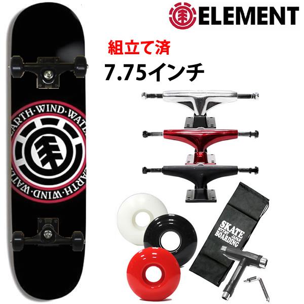 スケボー コンプリート エレメント ELEMENT ELEMENTAL SEAL 7.75×31.7インチ AI027-062 スケートボード 完成品 【s0】【s2】