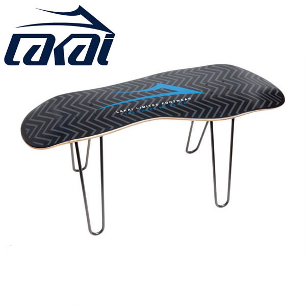 LAKAI【ラカイ】スケートボードベンチ SHOES WE SKATEBOARD BENCH シューズ型ベンチ【s9】