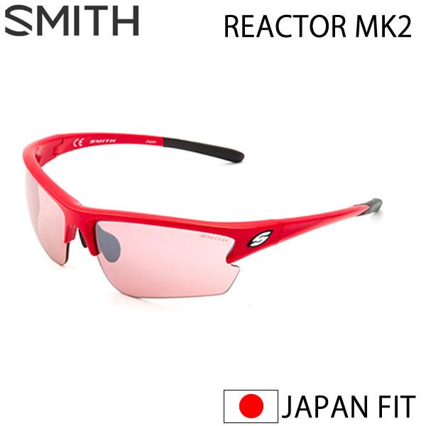 スミス スポーツ サングラス  REACTOR MK2  FIRE - IGNITOR MIRROR リアクターマークツー ハードケース付属 SMITH サングラス 日本正規品【s2】