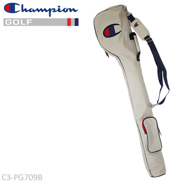 チャンピオン ゴルフ クラブケース C3-PG709B-020 オフホワイト Champion GOLF CLUB CASE 日本正規品 【C1】【s9】