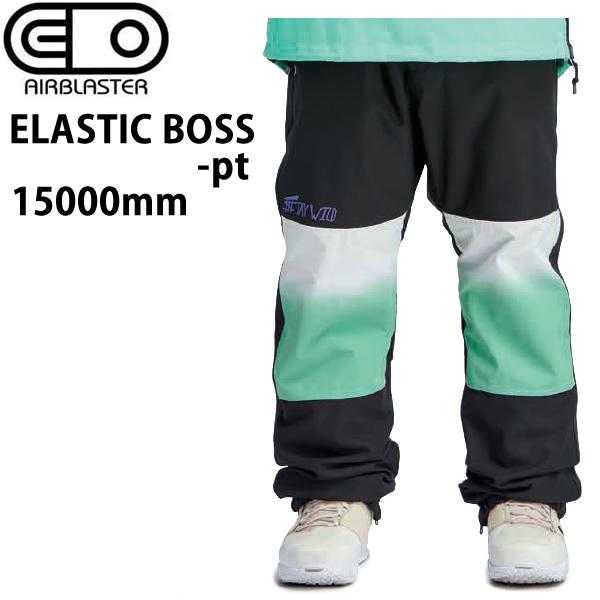 エアブラスター ウェア 19-20 ELASTIC BOSS -pants / MAX WARBINGTON ジョガーパンツ (2019-2020) AIR blaster ウエア  スノーボード ウェア メンズ【C1】【s2】