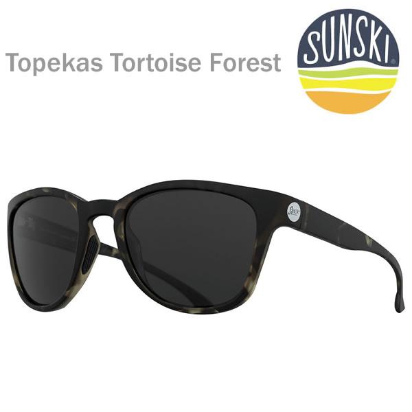 サンスキー サングラス Topekas Tortoise Forest-Polarized SUN-TO-TFO sunski サングラス 偏光サングラス【K1】【s2】