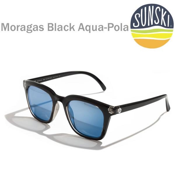 サンスキー サングラス Moragas Black Aqua-Polarized SUN-MO-BAQ sunski サングラス 偏光サングラス【K1】【s0】