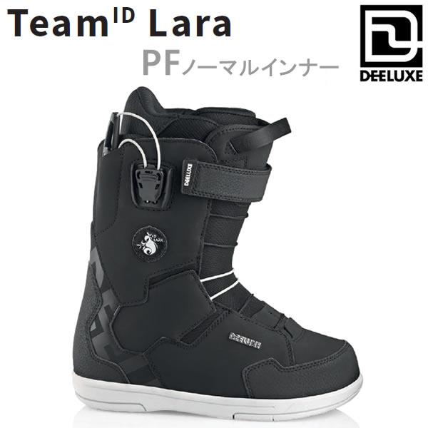 ディーラックス ブーツ レディース DEELUXE TEAM ID LARA PF ノーマルインナー ブラック(19-20 2020)スノーボード ブーツ【s9】