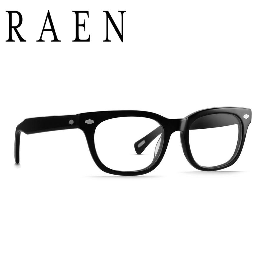 [国内正規品/送料無料]RAEN Optics レーン レイン サングラス / CANNON - CLEAR DEMO / BLACK / 正規代理店 / CAN-101-CLR / 正規代理店 /  /  RAENのサングラス メンズ レディース UVカット かわいい 伊達メガネ 眼鏡 クリアレンズ【t75】【s2】