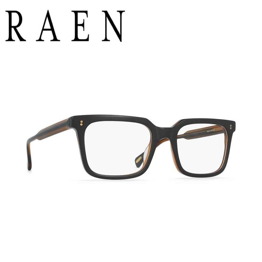 [国内正規品/送料無料] RAEN Optics レーン レイン サングラス / DUDLEY - BLACK AND TAN x CLEAR / 正規代理店/ 200M181DUD / 送料無料 RAENのサングラス メンズ レディース UVカット かわいい 伊達メガネ 眼鏡 クリアレンズ 【t75】【s2】