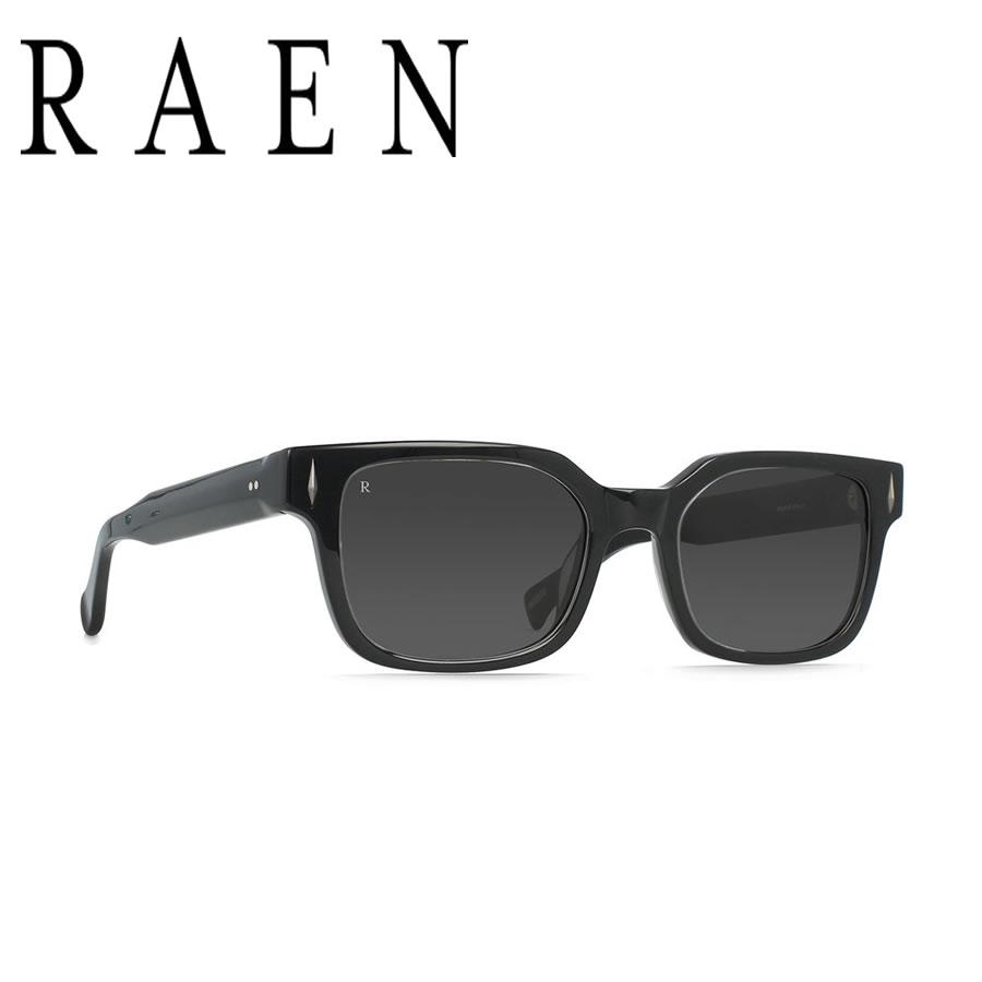 [国内正規品/送料無料]RAEN Optics レーン レイン サングラス / FRIAR - CRYSTAL BLACK x DARK SMOKE / 正規代理店/ 100M191FRI-S216-53 / 送料無料 偏光レンズ RAENのサングラス メンズ レディース UVカット かわいい 【t75】【s2】