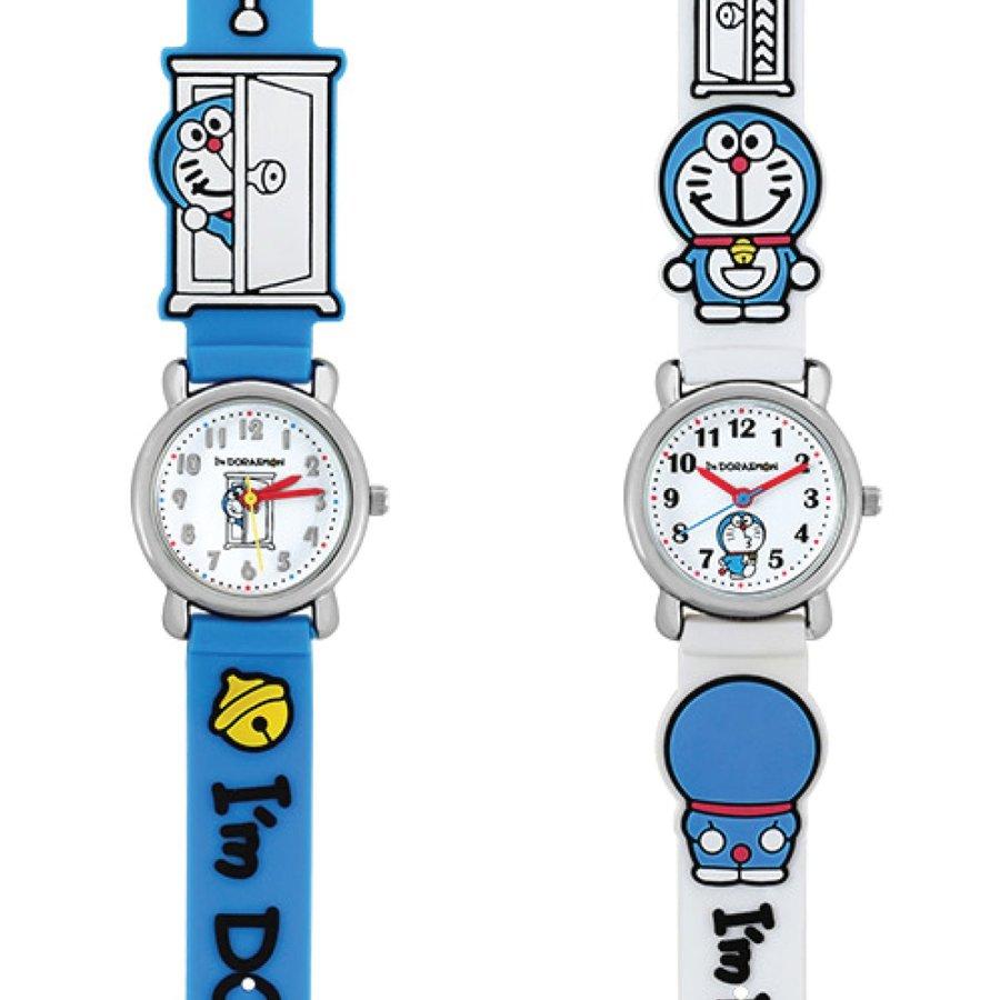 キャラクターキッズウォッチ I'm Doraemon Watch ドラえもん腕時計 SR-V17/SR-V18