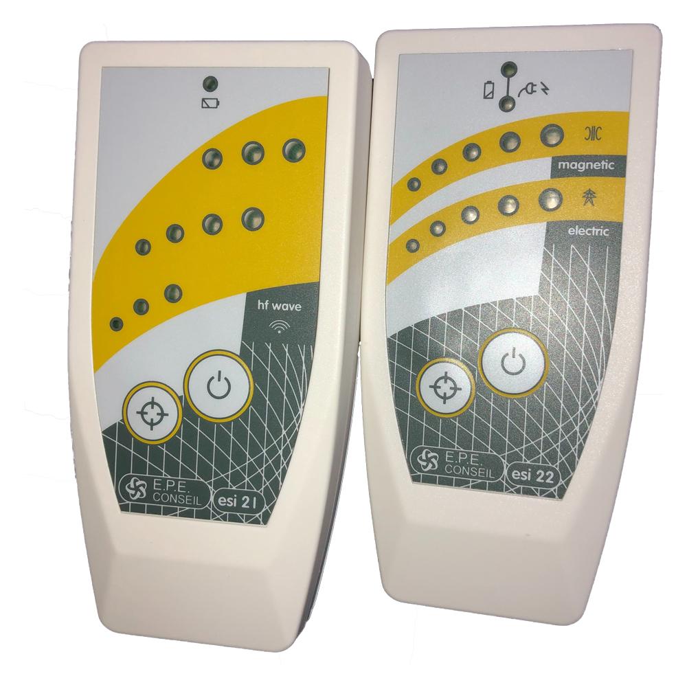 電磁波検知器セット esi21_esi22