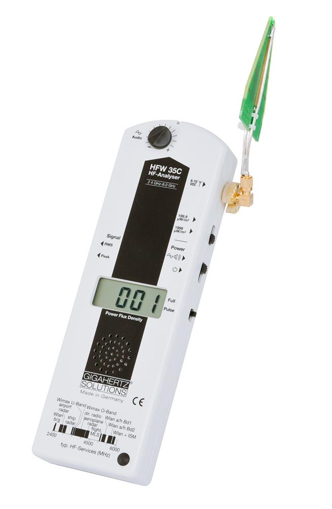 ★高周波電磁波測定器★HFW35C電磁波/電磁波対策/電磁波カット/電磁波防止/電磁波過敏症