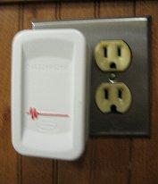 有害(汚れた)電気抑制フィルター<<【DE100】10個&メーター 1台電磁波/電磁波対策/電磁波カット/電磁波防止/電磁波過敏症