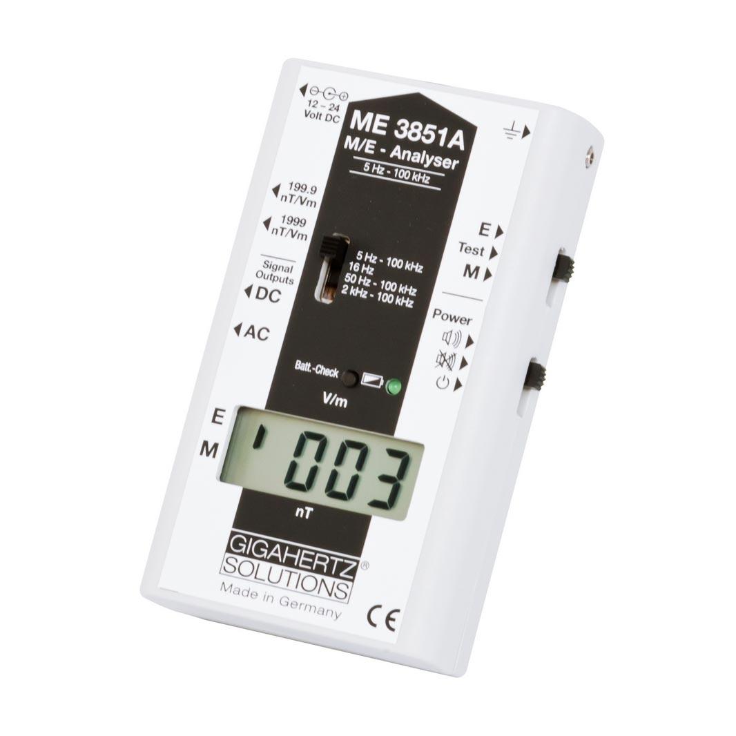 ★低周波 電磁波測定器★ME3851A電磁波/電磁波対策/電磁波カット/電磁波防止/電磁波過敏症