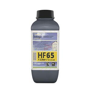 ★電磁波シールド塗料★HF65・1リットル容器★ 黒色水性塗料です 本塗装の上に、上塗り・上張り・壁紙張りしてください
