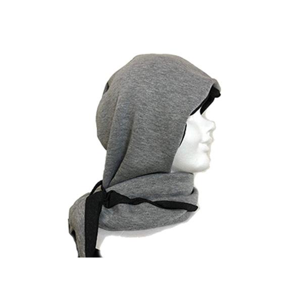 頭巾型高周波電磁波シールド・フードタイプ帽子<<【SG314GB】