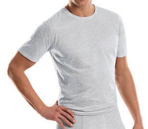 男性用 電磁波シールド Tシャツ AW202MEN コットン89%