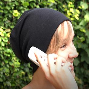 電磁波シールド ニット帽子 MS308-L電磁波/電磁波対策/電磁波カット/電磁波防止/電磁波過敏症