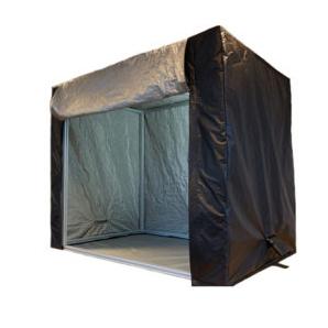 EMC試験用電波シールドテント<<【EMC-200】3重 L サイズ:長さ 200cm x 幅 200cm x 高さ 200cm
