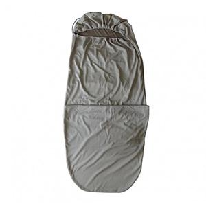 高周波電磁波シールド 寝袋 ベージュ色