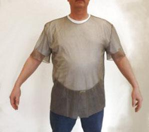 【正規逆輸入品】 ★電磁波シールドTシャツ MS202★Sサイズ MS202★Sサイズ 銀被膜ナイロンメッシュ:電磁波防止ショップ エコロガ, オンライン WASSY'S:3c68daef --- nagari.or.id