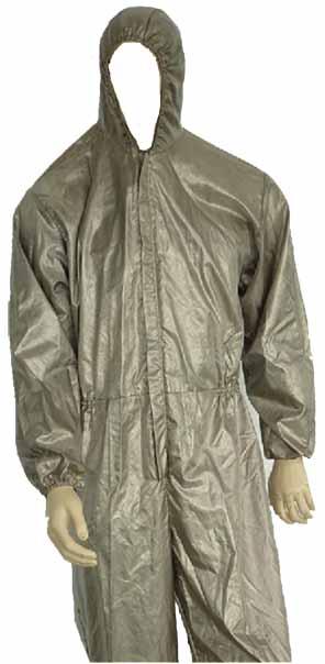 ドイツ製・電磁波防御 スーツ XLサイズ MS750 XL 電磁波カット電磁波/電磁波対策/電磁波防止/電磁波過敏症