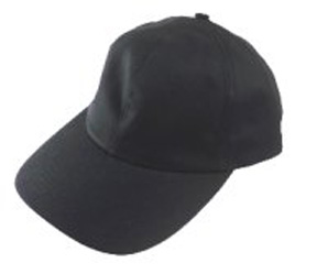 ★電磁波シールド キャップ 黒色★BS311電磁波/電磁波対策/電磁波カット/電磁波防止/電磁波過敏症/帽子