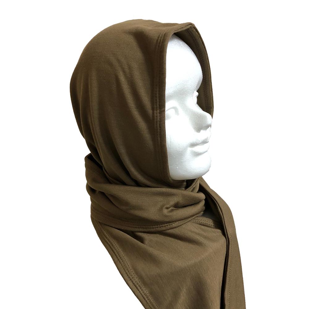 頭巾型高周波電磁波シールド・フードタイプ帽子 SG314br