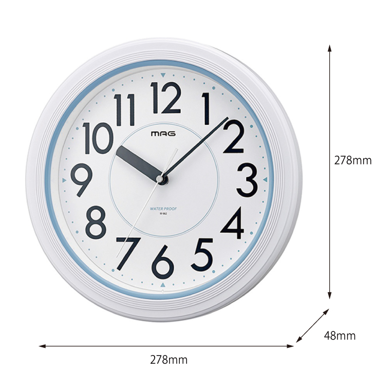 Waterproofing Clock Drip
