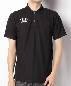 スポーツウェア アウトレット  【公式】アンブロ 【洗濯耐久性】カノコポロシャツ メンズ ウェア シャツ ポロシャツ サッカー フットボール スポーツ UBS7700