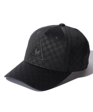ルコック キャップ 帽子 ゴルフキャップ 公式 ルコックスポルティフ ゴルフ スポーツ 大幅値下げランキング QGBRJC08 アクセサリー 小物 スピード対応 全国送料無料 メンズ RIJOUMEフラッグエンボスキャップ