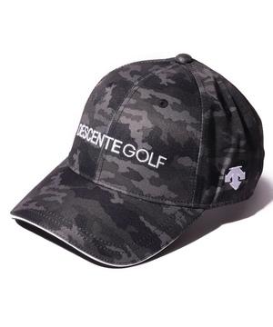 descente キャップ 帽子 宅配便送料無料 ゴルフキャップ 1着でも送料無料 公式 デサントゴルフ BLUE LABEL DGBRJC08 アクセサリー 小物 ゴルフ スポーツ メンズ プリントキャップ