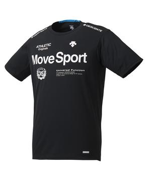 お買い得品 descente おトク ムーブスポーツ movesport 公式 デサント クーリスト Tシャツ トレーニング メンズ ウェア DMMPJA57 スポーツ tシャツ