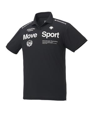 スポーツウェア descente ポロ 公式 デサント サンスクリーン 卸直営 ポロシャツ DMMRJA70 シャツ トレーニング メンズ 格安店 スポーツ ウェア