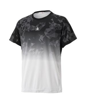 ルコック テニス ウェア 【公式】ルコックスポルティフ 半袖シャツ メンズ ウェア tシャツ テニス スポーツ QTMRJA05