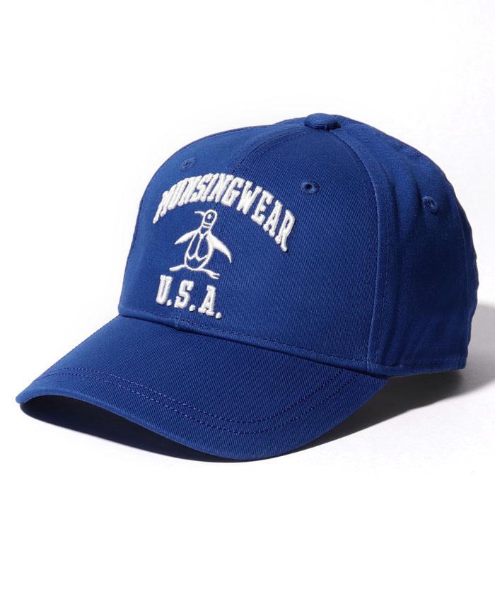 全国一律送料無料 マンシング セール 特集 公式 マンシングウェア オリジナルスタンダードキャップ メンズ アクセサリー 小物 スポーツウェア ゴルフ キャップ 帽子 MGBSJC05 ゴルフウェア