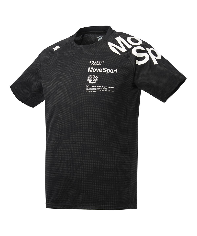 descente 公式 デサント 石川祐希着用 ジャガードグラフィック 半袖Tシャツ トレーニング メンズ 人気の製品 スポーツ まとめ買い特価 tシャツ ウェア DMMRJA55