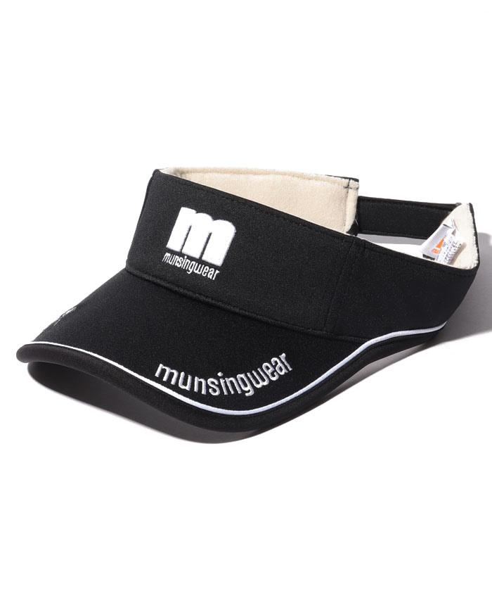 マンシング 公式 贈物 マンシングウェア ENVOY ウェーブカットサンバイザー レディース アクセサリー 小物 ゴルフ スポーツウェア ゴルフウェア 誕生日/お祝い キャップ 帽子 MECSJC51