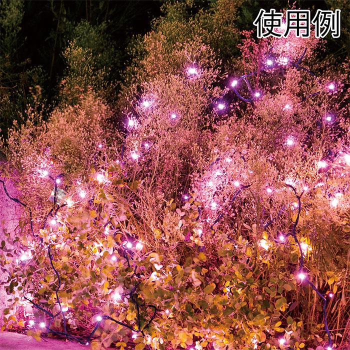 新品 送料無料 桜 イルミネーションライト 店舗ディスプレイ LEDストレートライト 200球 ピンク 定番の人気シリーズPOINT(ポイント)入荷 1セットシンプルなライトだからアレンジ自在 春の夜を桜色の輝きで彩って