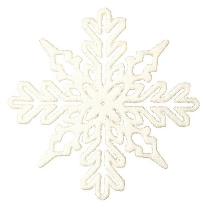 クリスマス 飾り クリスマスツリー オーナメント 大注目 3個クリスマス 大 スノーフレークオーナメント 受賞店