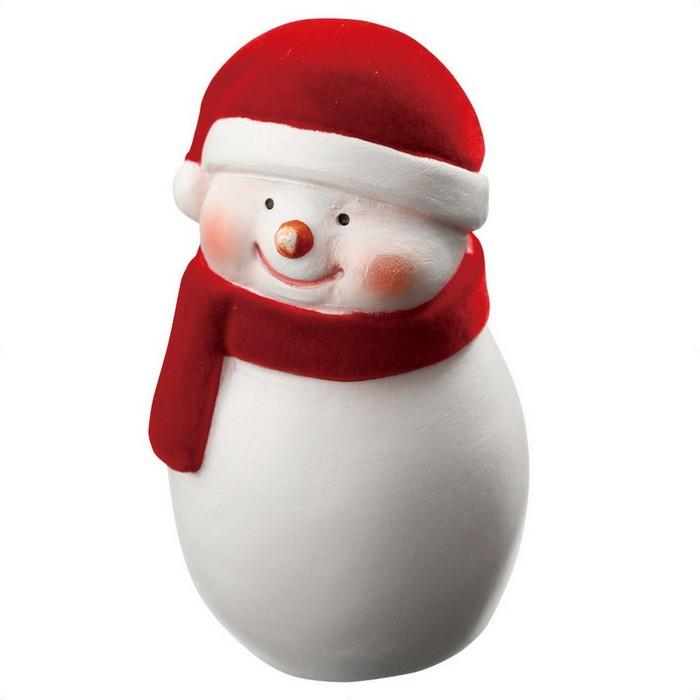 クリスマス 飾り クリスマス雑貨  フロッキーキュートスタンド 小 スノーマン 1個クリスマス 飾り クリスマス雑貨 オブジェ プレゼント