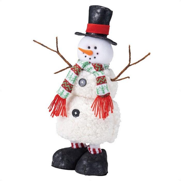 足が伸びるよクリスマス 飾り クリスマス雑貨  伸び縮みドール スノーマン 1個クリスマス 飾り クリスマス雑貨 オブジェ プレゼント