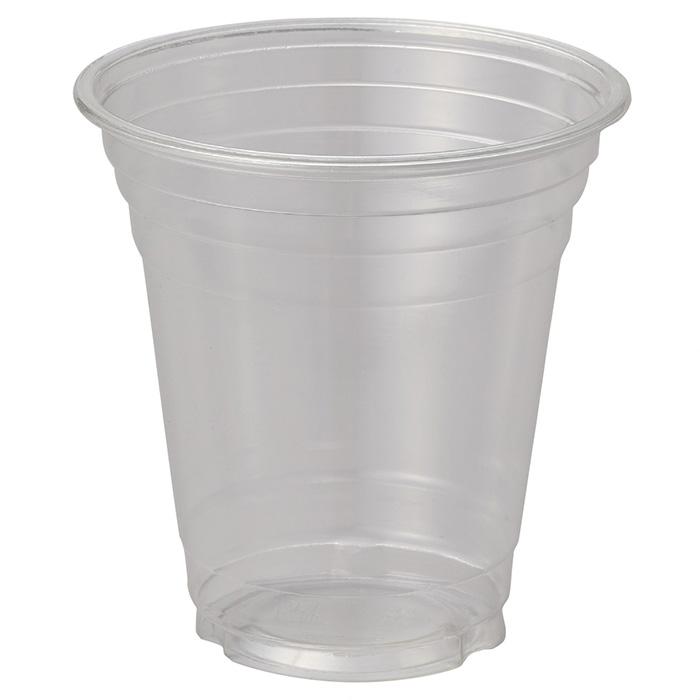送料無料 テイクアウト 使い捨て容器 正規品 業務用 プラスチック コップ 即納最大半額 プラカップ 400ml お菓子や果物などいろいろな用途で使用できます 透明PETカップ 50個PET製の透明度の高い使い捨てのプラスチックカップ
