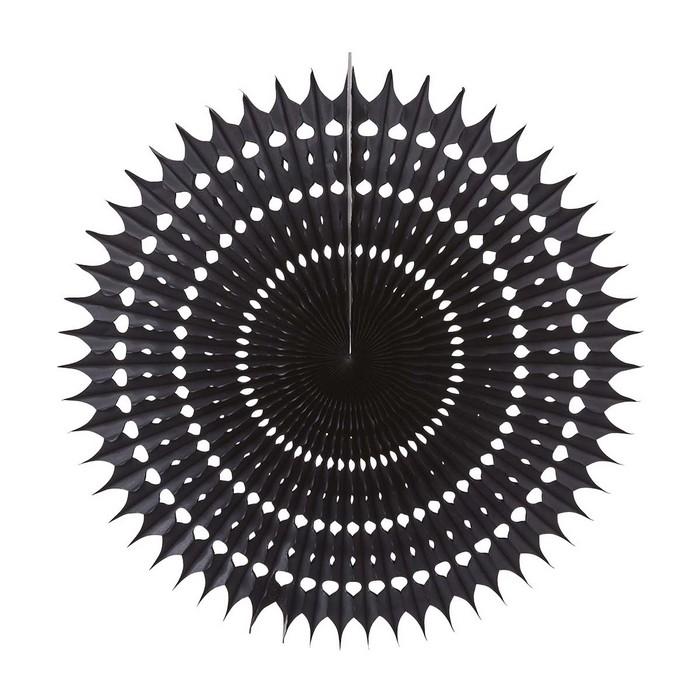 送料無料 ハロウィン ペーパーファン 飾り 装飾 パーティ 吊り下げ 雰囲気のハニカムです 登場大人気アイテム ブラック 色合い アウトレットセール 特集 北欧リトアニア製のおしゃれな紙質 デコレーション 1個広げるだけで秋の立体的な装飾が完成 ペーパーラウンドファン