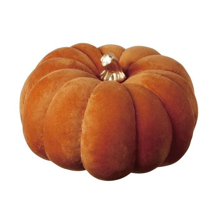 送料無料 ハロウィン かぼちゃ カボチャ オブジェ 雑貨 インテリア 飾り 装飾 ディスプレイ ファブリックビックパンプキン オレンジ 1個ファブリック素材のかぼちゃのオブジェはナチュラルで優しい雰囲気に。ヘタの部分はメタリックゴールドでゴージャスに。ハロウィン かぼちゃ カボチャ オブジェ 雑貨 インテリア 飾り 装飾 ディスプレイ