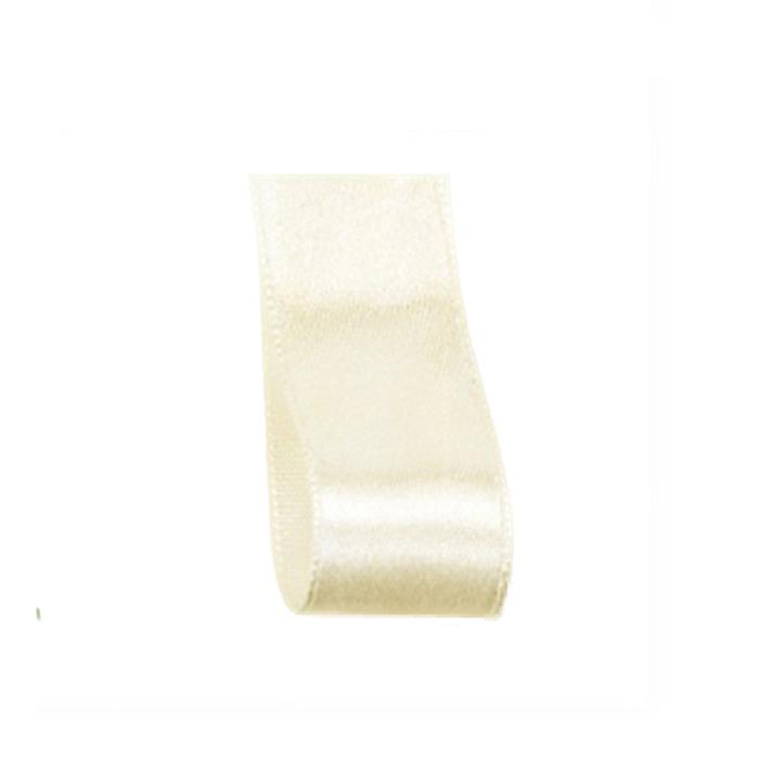 豊富な品 送料無料 ラッピング リボン かわいい おしゃれ ギフト 10mm サテンリボン 新作 大人気 アイボリー 1巻低価格で大人気のラッピング用サテンリボン 滑らかな触感とソフトな光沢が特徴です ※片面がサテンとなっています 10mm幅×30m 白