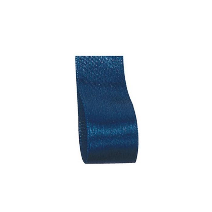 送料無料 ラッピング リボン かわいい おしゃれ ギフト 10mm 青 サテンリボン ネイビーブルー 10mm幅×30m 1巻低価格で大人気のラッピング用サテンリボン!滑らかな触感とソフトな光沢が特徴です。※片面がサテンとなっています。ラッピング リボン かわいい おしゃれ ギフト 10mm 青